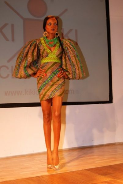 Kiki Clothing @ Exopa Ghana Fashion Week