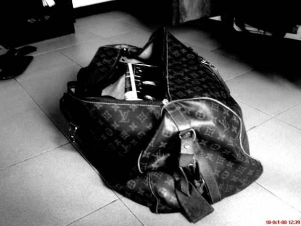 My travelling buddy!