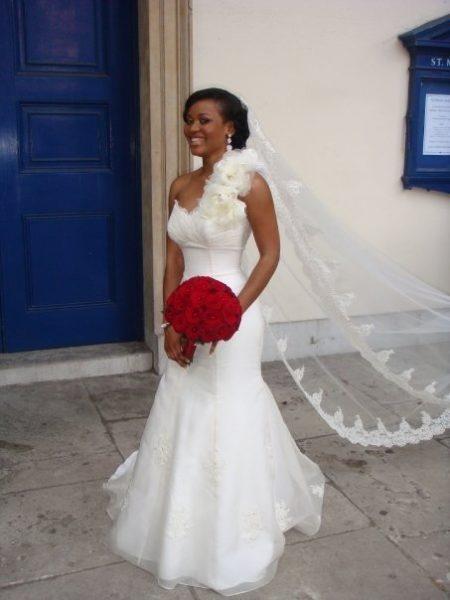 Ronke & Gideon Wedding Bella Naija1
