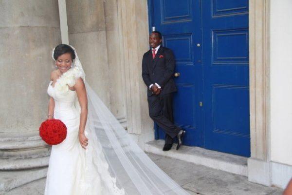 Ronke & Gideon Wedding Bella Naija12