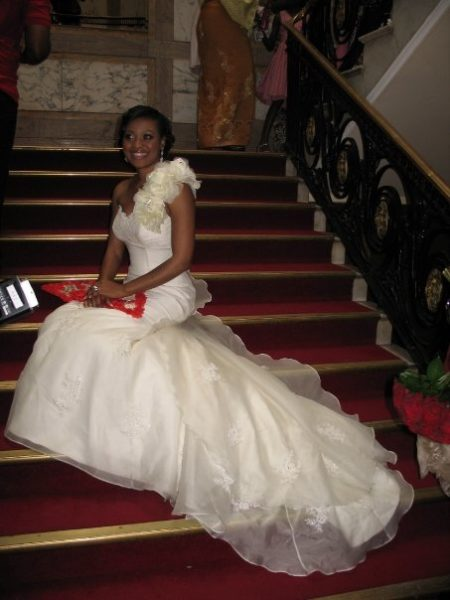 Ronke & Gideon Wedding Bella Naija14