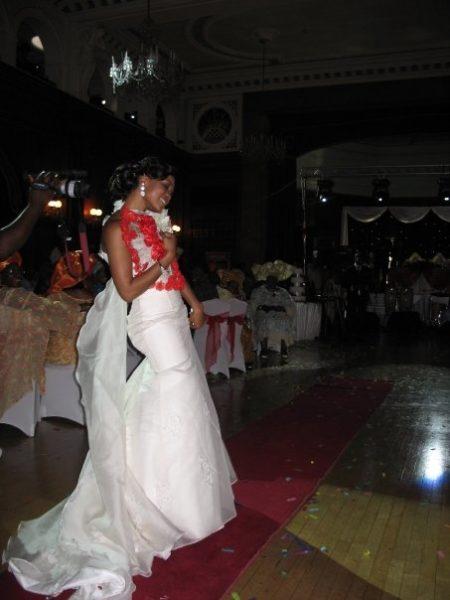 Ronke & Gideon Wedding Bella Naija15