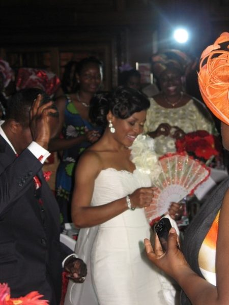 Ronke & Gideon Wedding Bella Naija16