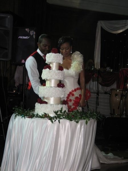 Ronke & Gideon Wedding Bella Naija17