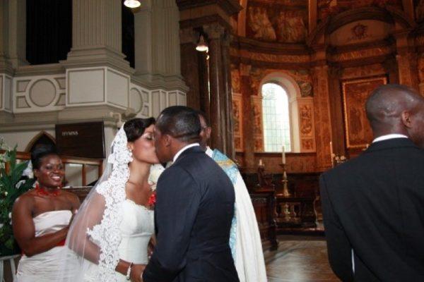 Ronke & Gideon Wedding Bella Naija9
