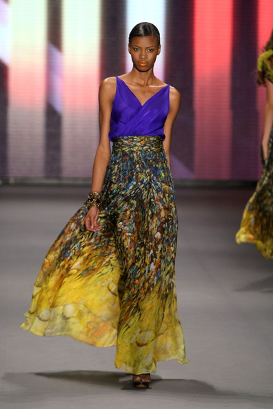 Tiffany Amber ARISE New York Fashion Week Bella Naija001