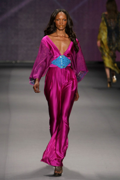 Tiffany Amber ARISE New York Fashion Week Bella Naija009