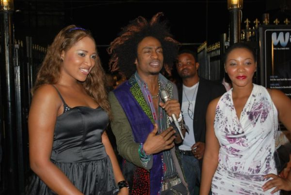 Rukky Sanda, Uche Iwuji and Denrele add to the star factor