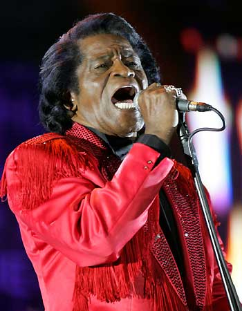 The Godfather Of Soul; Mr James Brown