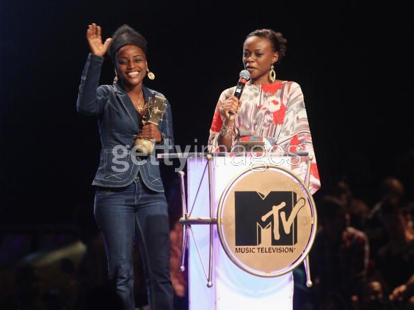 Congolese Music fan Patricke-Stevie Moungondo won the MAMA MyVideo Award