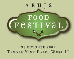 Abuja Food Festival Logo