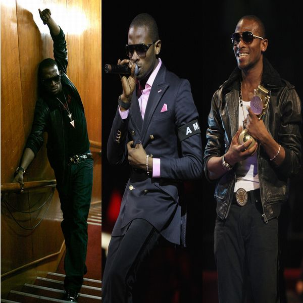 Best Dressed of the Night - D'Banj in a trifecta of winning looks