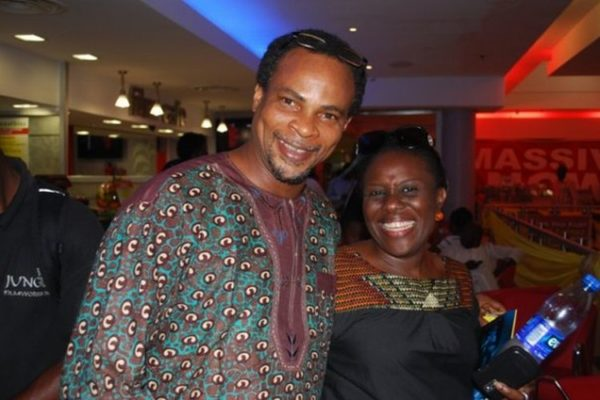 Fred Amata & Joke Silva