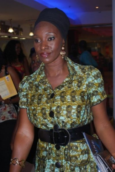 'The Figurine' star Funlola Aofiyebi-Raimi