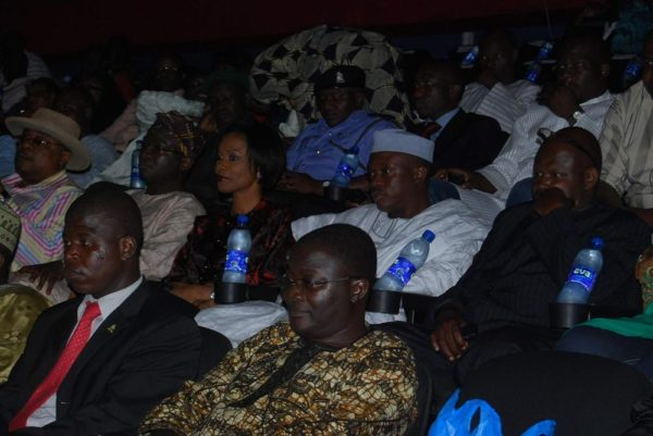 Guests at the TWF Screening