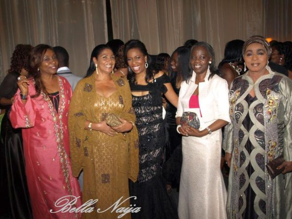 Helen Prest Ajayi 50th  Party Bella Naija020