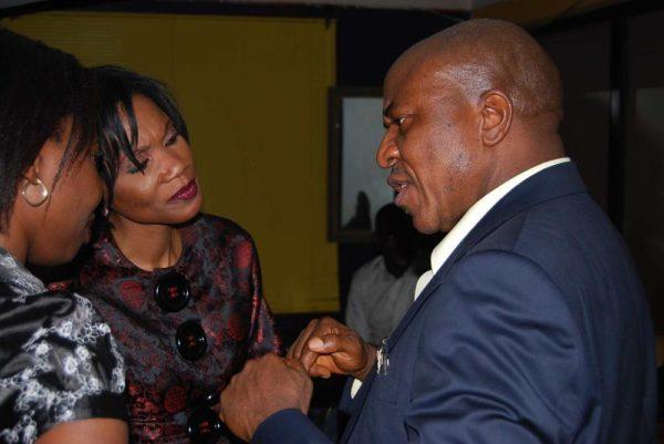 Funmi chats with Ijeoma Ogwuegbu & Soni Irabor
