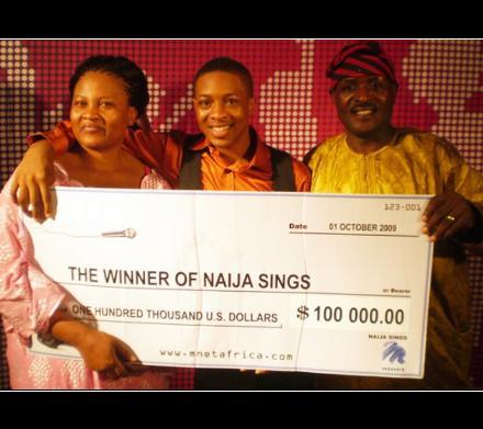 Jon Naija Sings