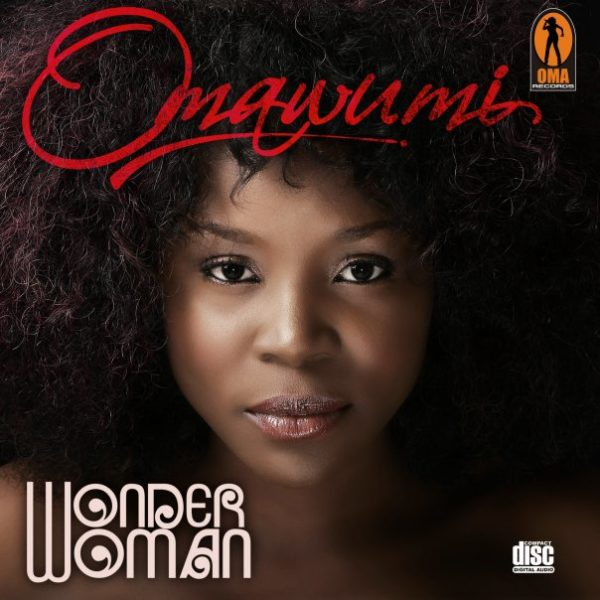 Omawumi Wonder Woman