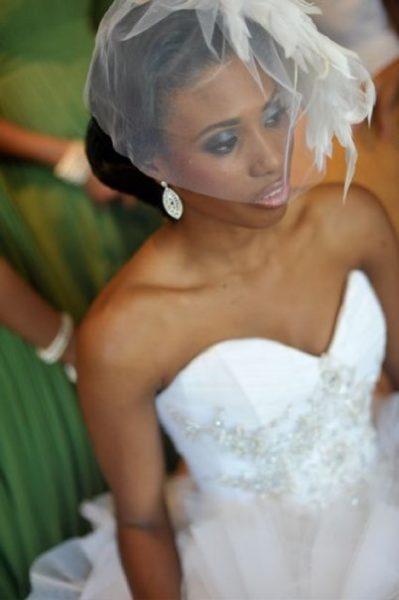 Sarah Awosika weds Glenn Nickens Bella Naija 1