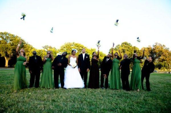 Sarah Awosika weds Glenn Nickens Bella Naija 12