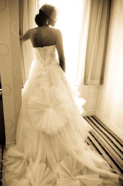 Sarah Awosika weds Glenn Nickens Bella Naija 2