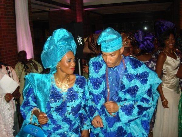 Sarah Awosika weds Glenn Nickens Bella Naija 24