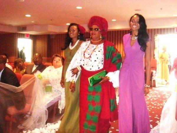 Sarah Awosika weds Glenn Nickens Bella Naija 4