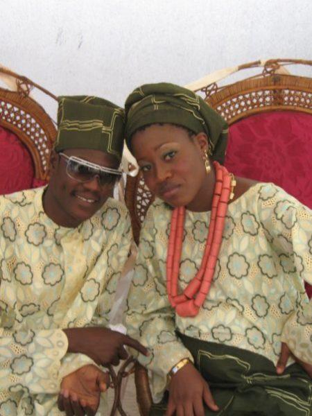 Sound Sultan and his bride