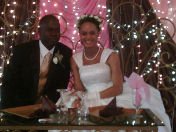 Tosin Sido Wedding