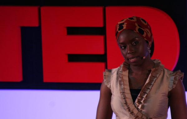chimamanda TED