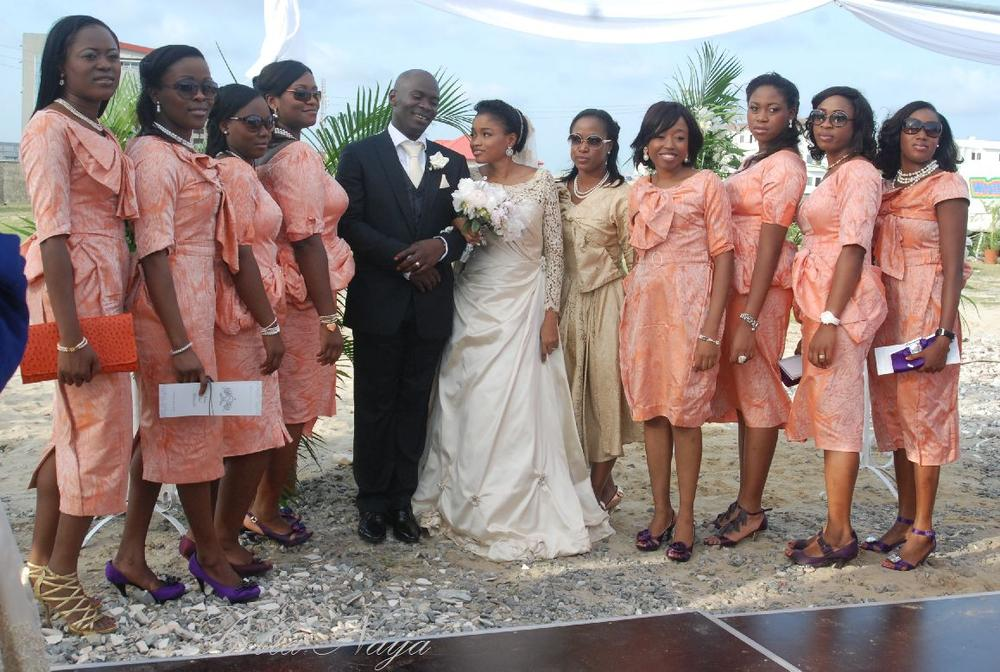 Together In Love: Alima Oyofo & Abdulmalik Muazu Wed