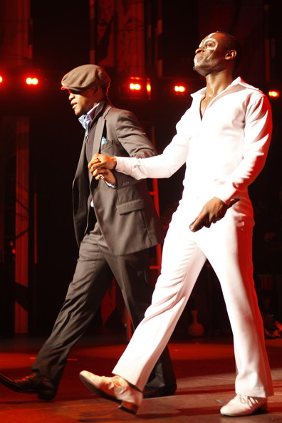 Kevin Mambo and Sahr Ngaujah