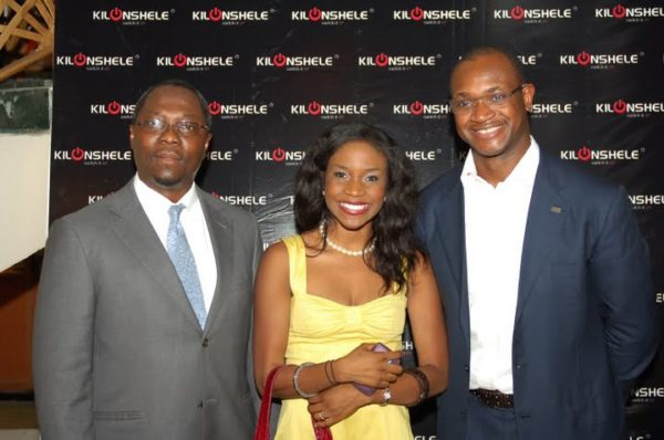 Maduka Emelife, Mrs. Renny Akande, Ladi Balogun