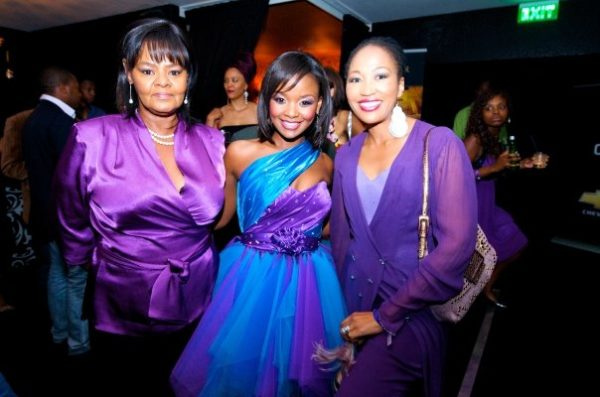 Nonhle with her mum