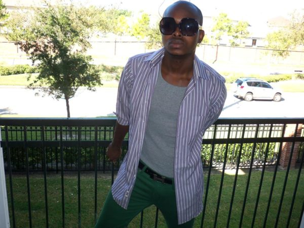 Shirt: sean john; Vest: hanes; Jeans: uniqlo; Sunglasses: Urban Outfitters