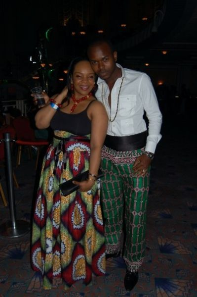 Shirt: xplicit; Ankara pants: Lagos; Cummer band: TM Lewin; Shoe: Zara