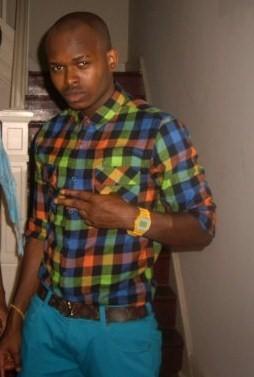 Shirt: Topman; Jeans: Uniqlo; Belt: Louis Vuitton; Watch; G-shock