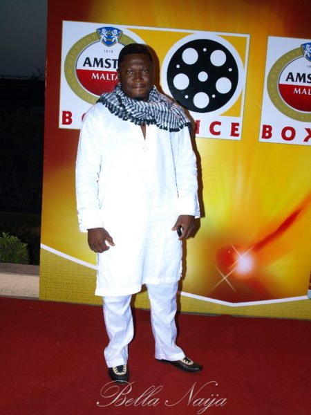 Actor Femi Branch