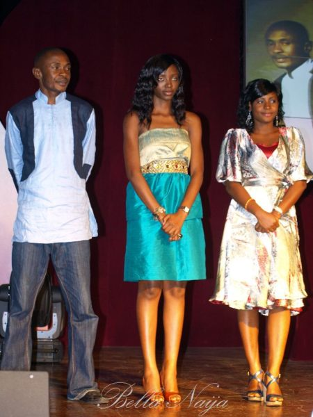 The Final 3: Ovie Atori, Shade Olowu and Ivie Okujaye nervously await the results