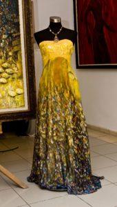 BN Red Carpet Fab Tiffany Amber Fashion & Art Exhibition Bella Naija0002