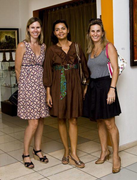 BN Red Carpet Fab Tiffany Amber Fashion & Art Exhibition Bella Naija0004