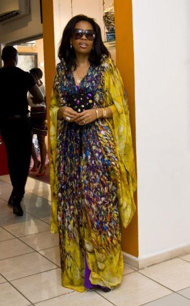Helen Prest-Ajayi in Tiffany Amber