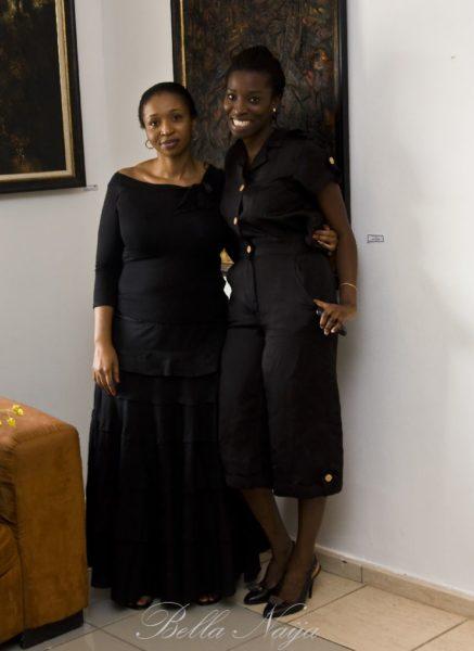 Ms Akindele & Yetunde Sekoni in Tiffany Amber