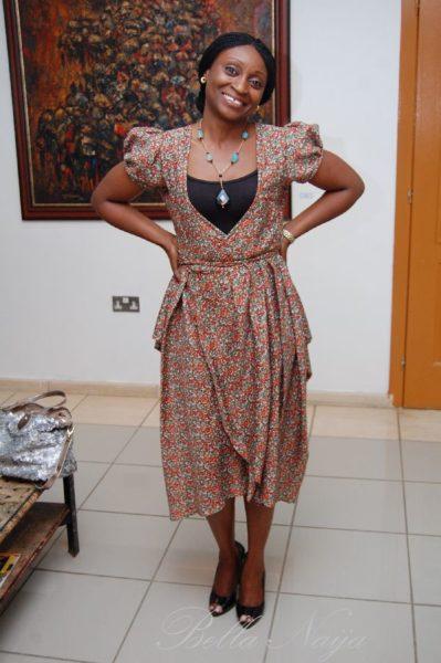 Funke Adeyemi in Tiffany Amber