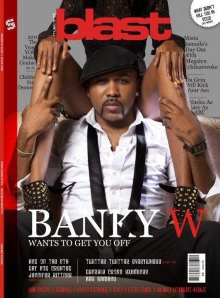 Banky W soundcity blast