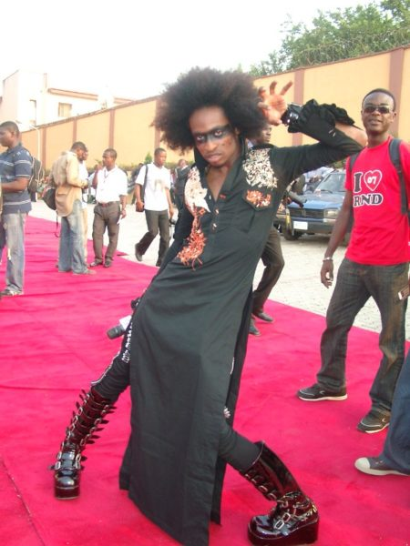 Denrele Edun - Nominated for TV Personality of the Year