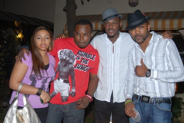 AiRis, Eldee, 2Face& Banky W
