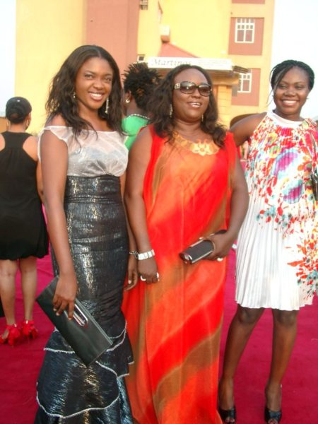 Omoni, Emem and Uduak - Emem's Reloaded was Nominated for Best movie of the year