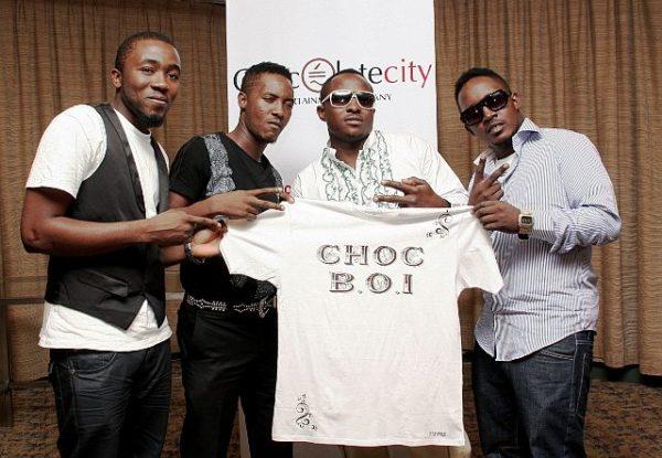 Officially a Choc BOI - Kevin with Ice Prince, Jesse Jagz & MI